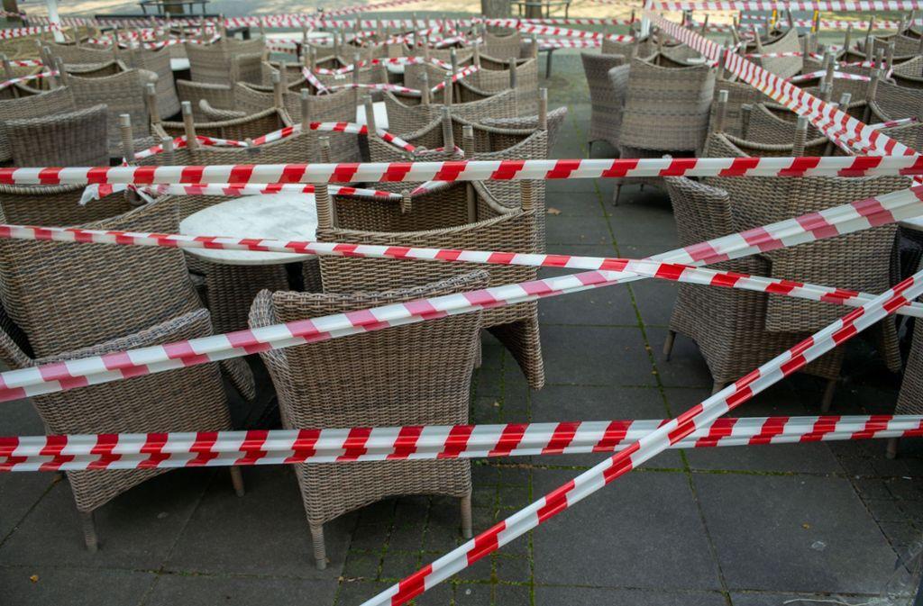 Das Coronavirus hat auch die Stuttgarter Gastronomie in eine tiefe Krise gestürzt . Foto: Leif-Hendrik Piechowski