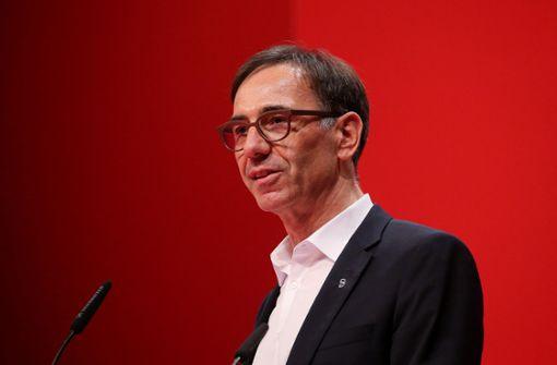 Bernd Gaiser tritt zurück