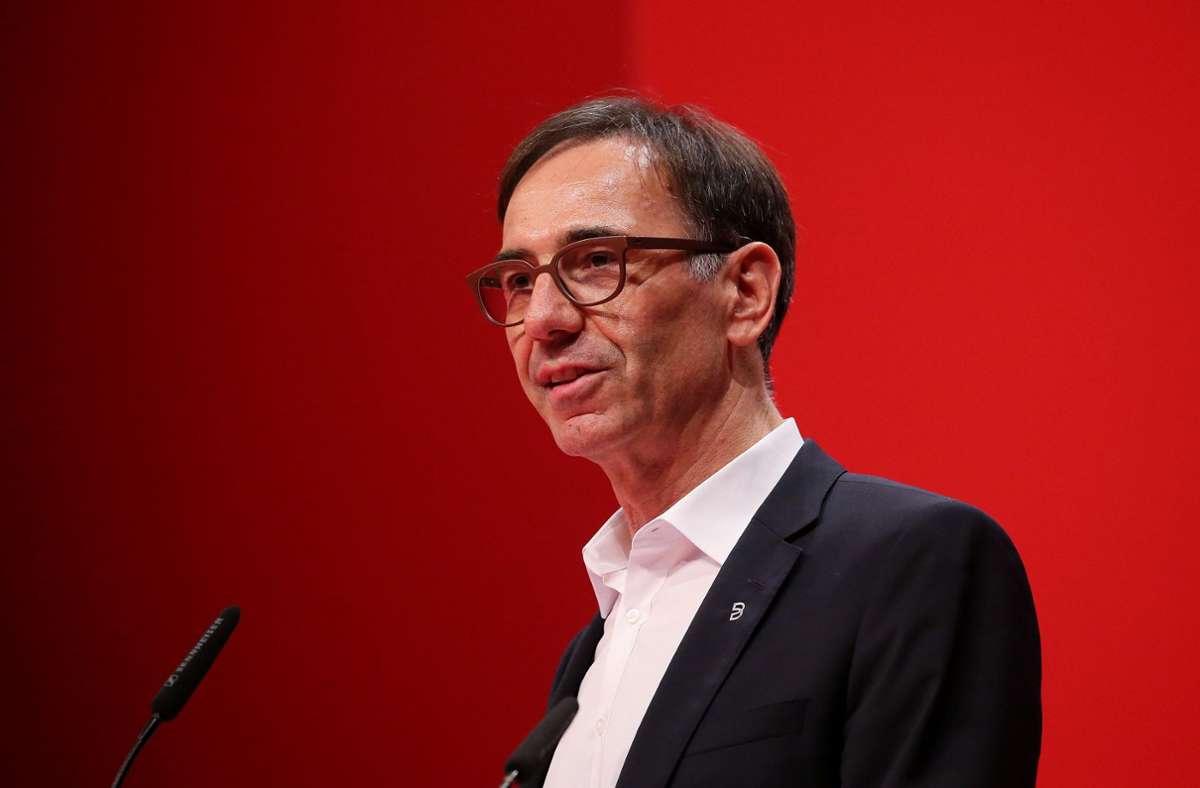 Bernd Gaiser ist von seinen Posten beim  VfB zurückgetreten. Foto: Baumann