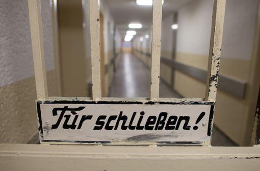 Viele Suizide in deutschen Gefängnissen