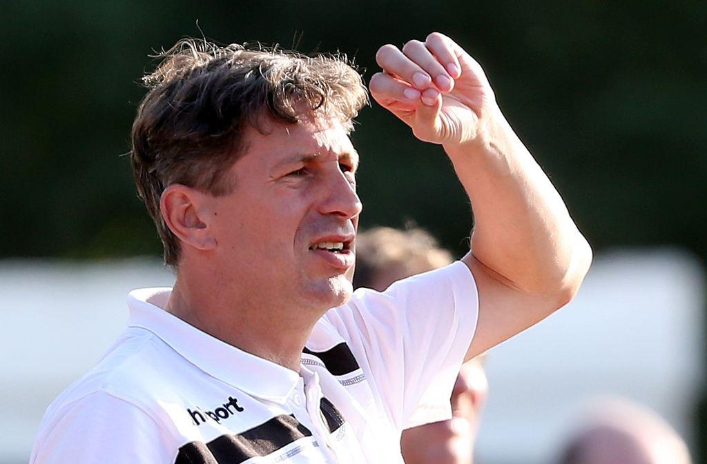 Neu bei den Stuttgarter Kickers: der künftige Sportliche Leiter Martin Braun Foto: Baumann