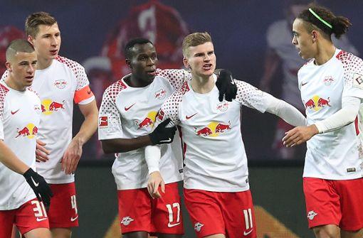 RB Leipzig stoppt Schalke 04
