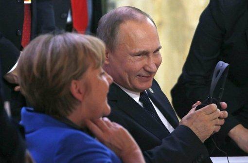 Putin verweigert klärendes Gespräch