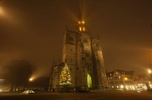 Sieben ungewöhnliche Weihnachtsgottesdienste