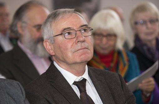 Der Religionswissenschaftler Stefan Schreiner aus Tübingen sprach über die Friedensethik des Islam. Foto: factum/Weise