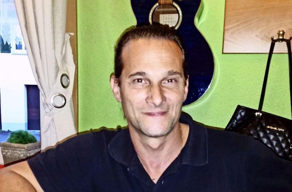 Domenico Lombardo stammt aus Paderborn und hat  italienische Wurzeln. Foto: z/privat