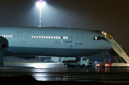 Airbus wird zum Ebola-Jet ungebaut