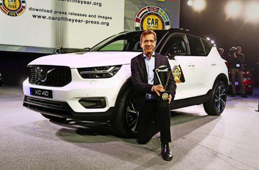 Volvo will Autoriesen Paroli bieten