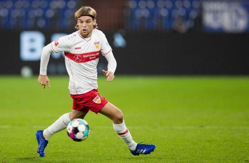 Borna Sosa verlängert beim VfB Stuttgart bis 2025