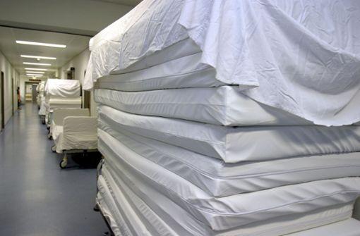 Weniger Infektionen durch Krankenhauskeime