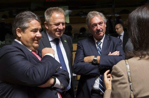EU-Handelsminister vertagen Entscheidung