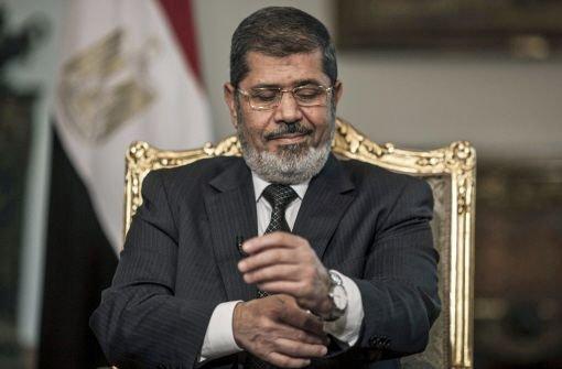 Mursi zu 20 Jahren Haft verurteilt