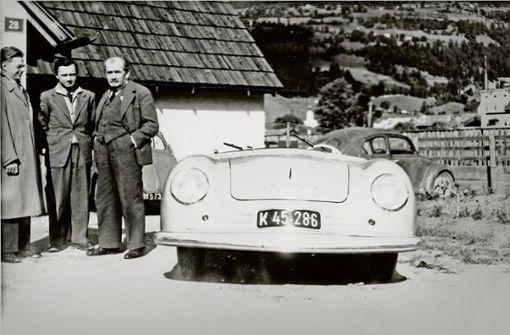 Ein Störenfried im Porsche-Kosmos