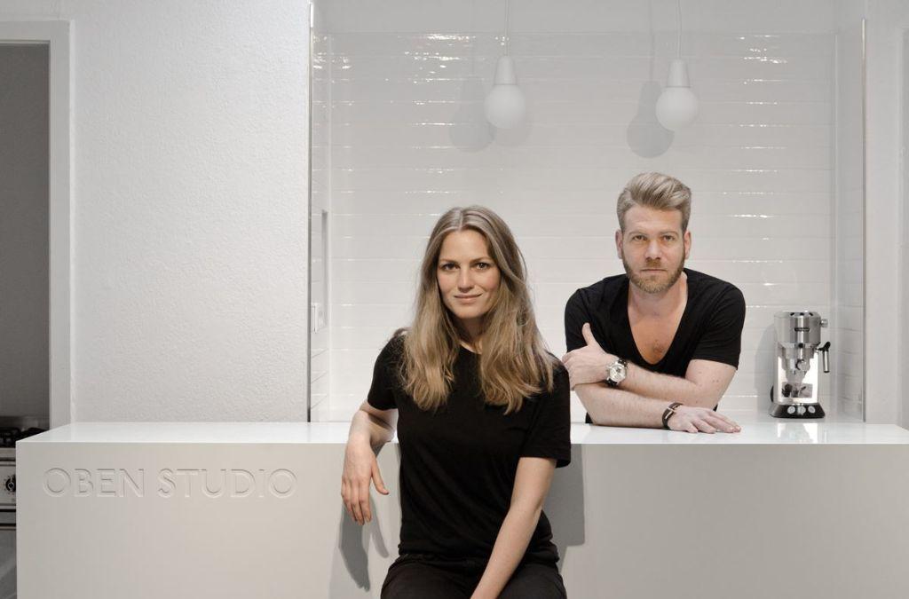 Zwei, die die Leidenschaft fürs Kochen in die Wiege gelegt bekamen: Valerie und ihr Bruder Patrick vom Open Dinner im Oben Studio. Foto: Open Dinner