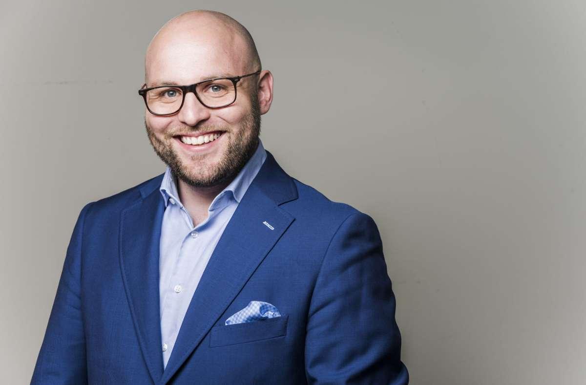 Markus Frohnmaier kandidiert erneut für den Bundestag. Foto: Frohnmaier