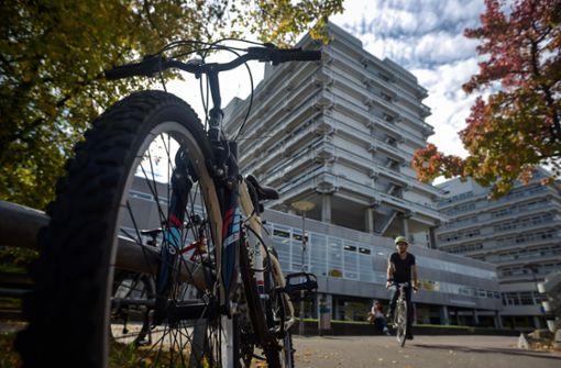 Wo parken künftig die Uni-Mitarbeiter?