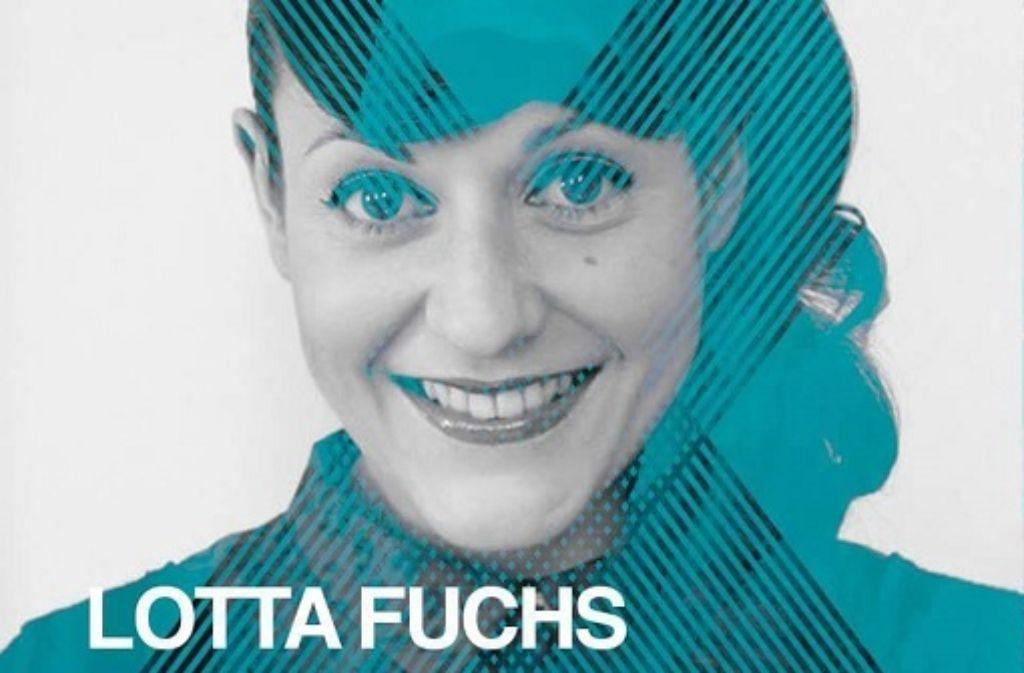 Lotta Fuchs ist eine der Künstlerinnen, die am Samstag im Atrium Kreatives schaffen. Foto: Semf