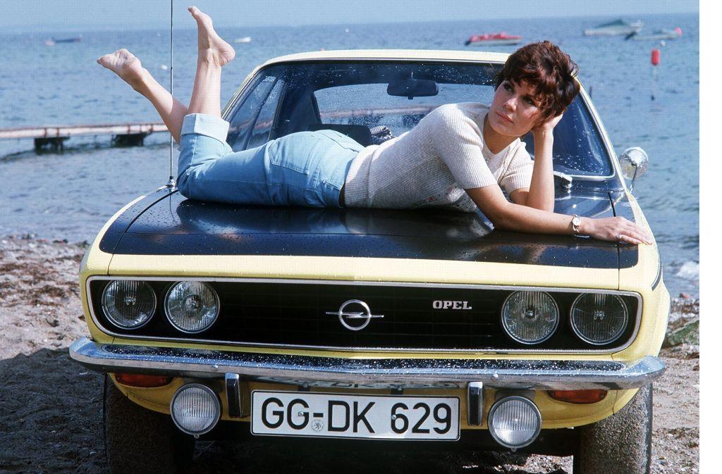 Mehr als nur ein Fortbewegungsmittel: der Opel Manta Foto: dpa