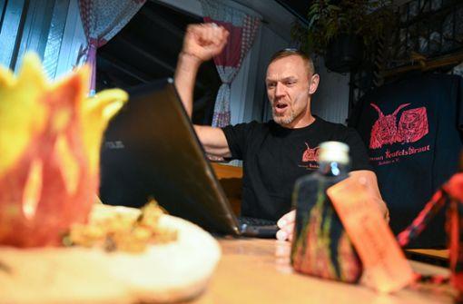 Südwest-Narren stimmen sich auf Fastnacht in Coronazeiten ein