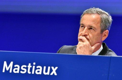 Mastiauxs Vertrag als EnBW-Chef verlängert