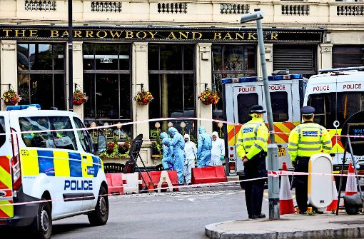 IS will für Anschlag in London verantwortlich sein