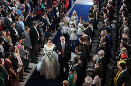 Die Hochzeit im Livestream – Prominente Gäste bei der Trauung