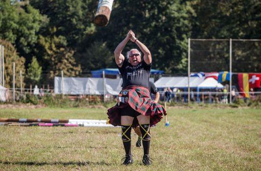 Weltmeisterschaften des schottischen Fünfkampfs gestartet