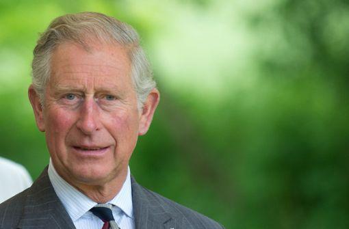 Britischer Thronfolger feiert besonderen Geburtstag