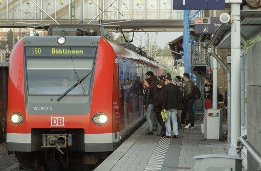 Kreis fürchtet Folgekosten beim S-Bahn-Ausbau