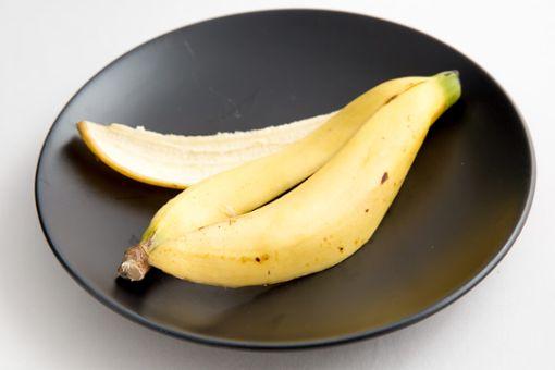 Kann man Bananenschalen essen?
