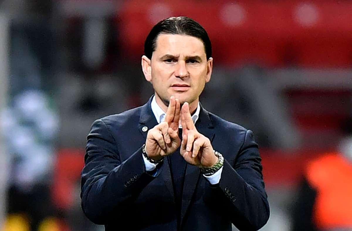 Gerardo Seoane wird neuer Trainer von Bayer Leverkusen (Archivbild). Foto: dpa/Martin Meissner