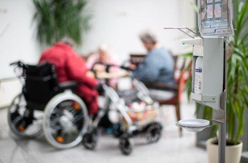 Ministerium lockert Besuchsverbote für Altenheime