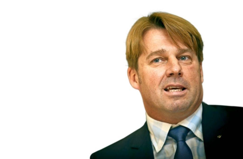 Vormals liberal, jetzt weit nach rechts gerückt: Bernd Klingler liegt nun   voll auf AfD-Kurs. Foto: Lg/Leif Piechowski