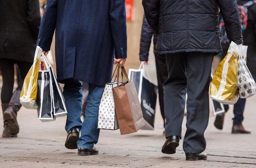 Konsum lässt deutsche Wirtschaft kräftig wachsen