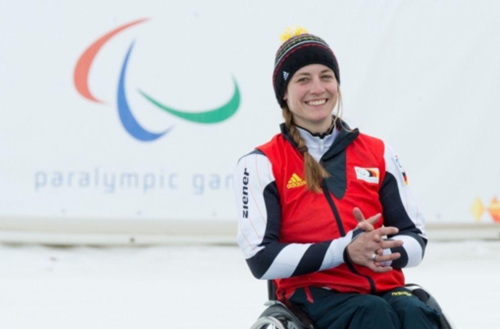 Eine beeindruckende Ausbeute von fünf Goldmedaillen bei den Paralympics in Sotschi gelang Anna Schaffelhuber. Foto: dpa