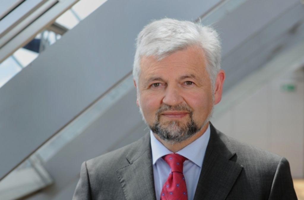 Als Chefaufseher in der Kritik: Ministerialdirektor Wolfgang Reimer Foto: Baumann