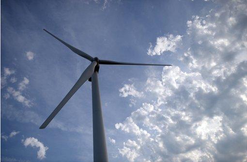 Imposant, aber nicht leicht zu planen: Windräder Foto: dpa