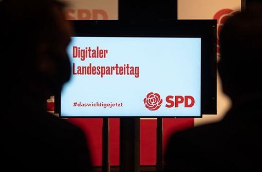 Auftakt des digitalen Parteitags mit Wahlen