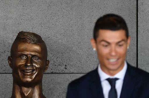 Sieht Ronaldo wirklich so aus?
