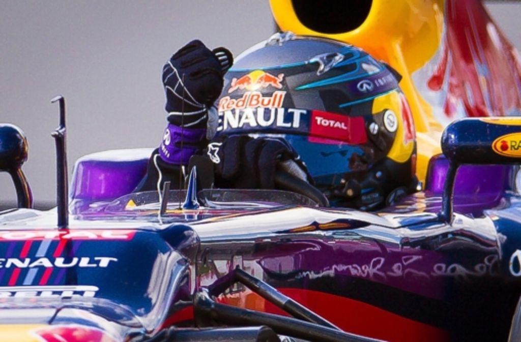 Red Bull will sich künftigen Gesprächen mit dem Rivalen verschließen. Foto: EPA