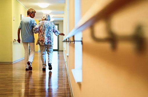 Altenpfleger – in Eislingen ein Traumberuf