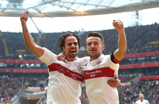 Als der VfB den Neun-Tore-Wahnsinn in Frankfurt gewann