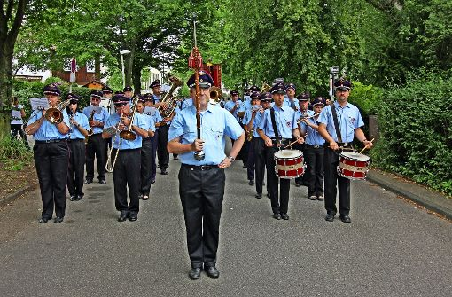 Feuerwehr und Musikzug ziehen Bilanz