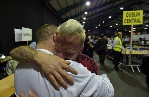 Irland sagt Ja zur Homo-Ehe