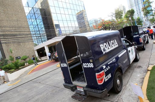 Razzia bei Kanzlei Mossack Fonseca in Panama