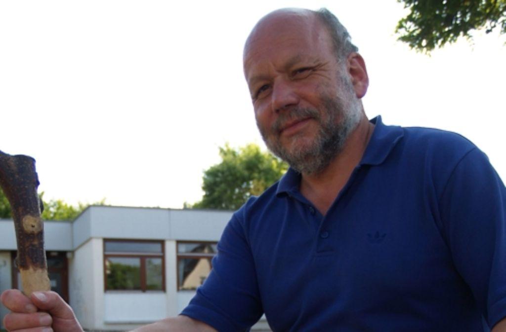 Wolfgang Berner-Föhl geht in den Ruhestand. Foto: Archiv Ott