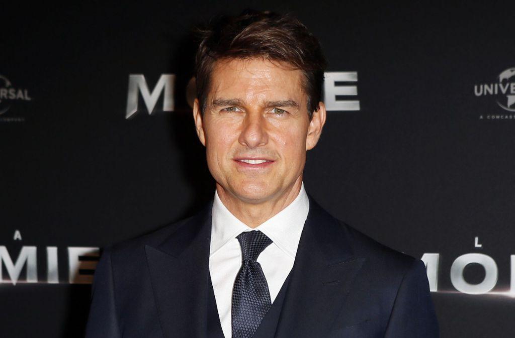 Tom Cruise steht bald wieder als Ethan Hunt vor der Kamera. Foto: dpa/Francois Mori