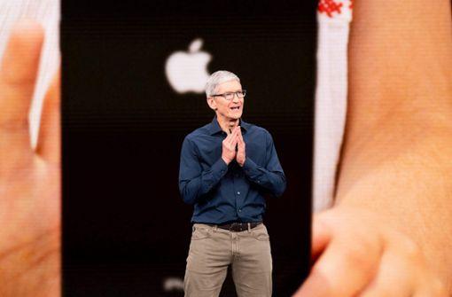 Apple-Chef sieht DSGVO als Vorbild für globalen Datenschutz