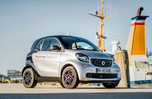 Daimler liebäugelt mit Smart-Verkauf