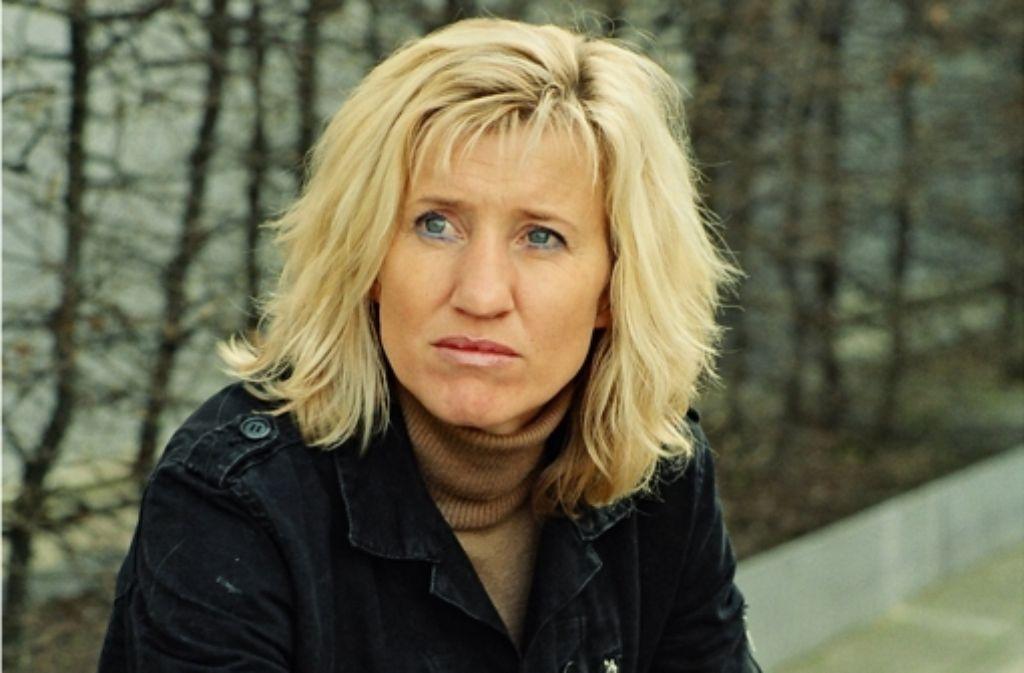 Ines Geipel, die frühere Weltrekordsprinterin aus Jena,  ist Vorsitzende der Doping-Opfer-Hilfe Foto: StZ